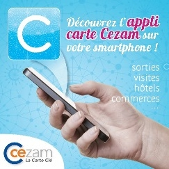 Application CEZAM