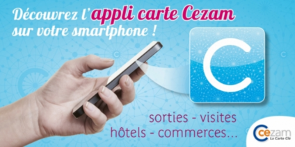 Carte Cezam Niort.Newsletter De Juin